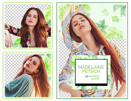 PACK PNG 1402 // MADELAINE PETSCH by DUA-PNGS