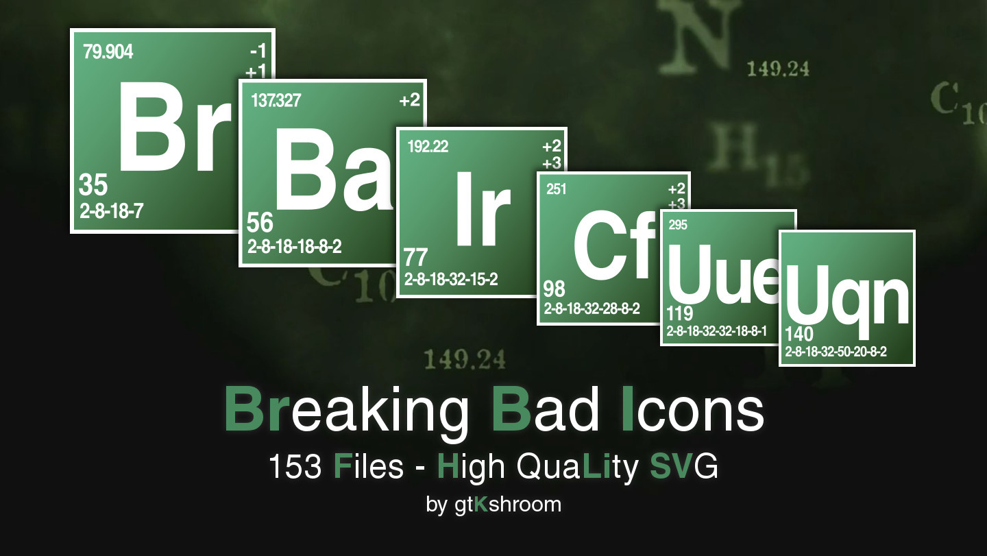Breaking bad icons svg by gtkshroom on deviantart breaking bad icons svg by gtkshroom breaking bad icons svg by gtkshroom gamestrikefo Image collections