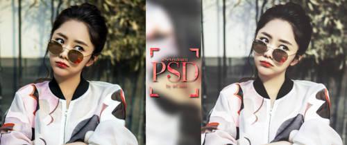 #36 PSD COLORING - Tan Song Yun - SEVENTEAM by no153200