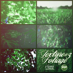 TEXTURE - Foliage - #SEVENTEAM by no153200