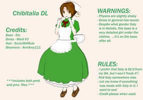 Chibitalia DL by Otonashi-girl-08