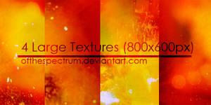 Large Orange Textures 800x600px by ofthespectrum