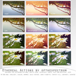 Ethereal Actions by ofthespectrum