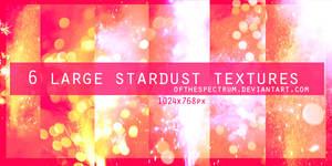 6 Large Stardust Textures