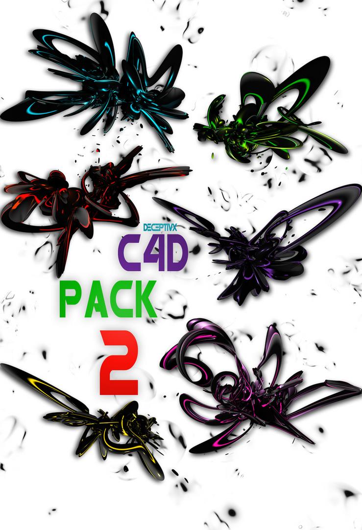 C4D Pack 2 by deceptivx