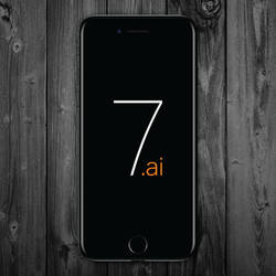 iPhone 7 Vector - Free Download
