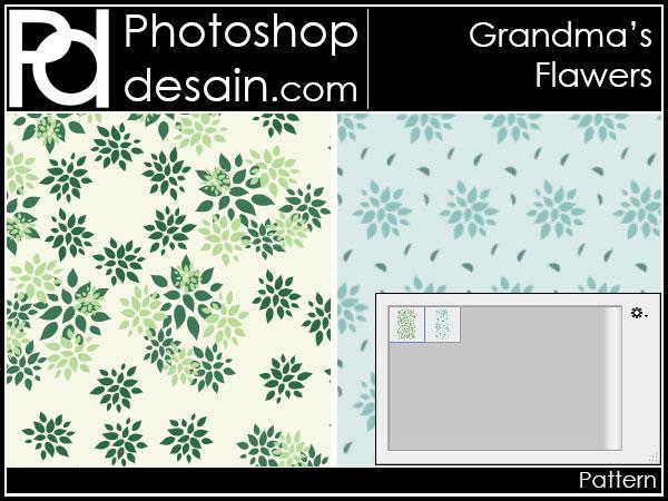 Grandma's-Flawers