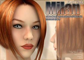 Earth Girls: Milan for V4 by kiera