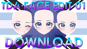 TDA Face Edit 01 DL