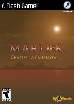 MARDEK FLASH RPG: CHAPTER 1