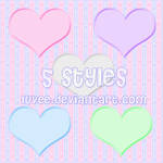 Styles Pack 3