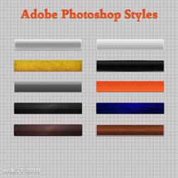 Adobe Photoshop Styles 2