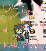 Solkat Shimeji by pikagirl65neo