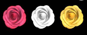 DOAXVV Accessories - Head Flower 01 [DL]