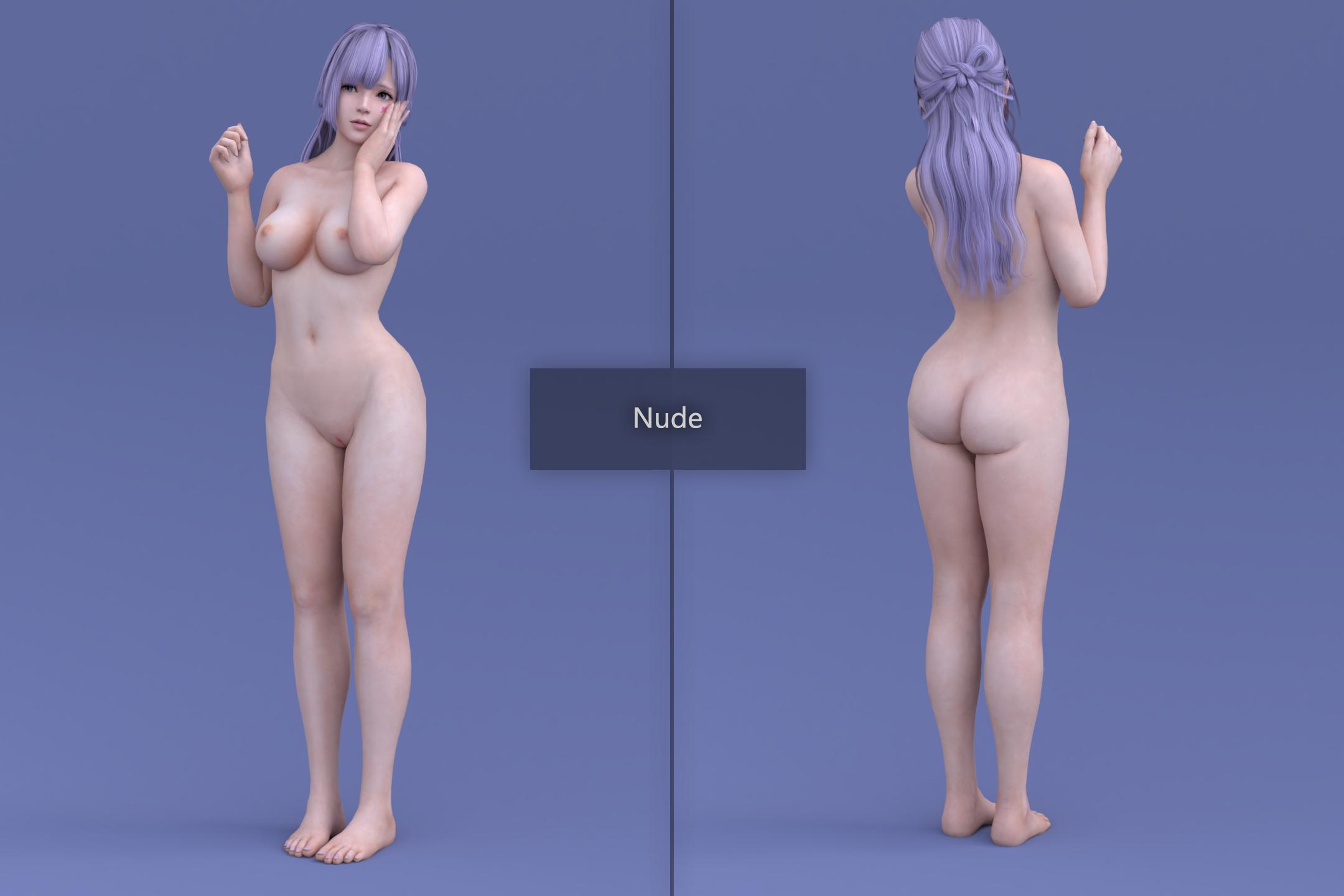 DOAXVV Fiona - Nude [DL]