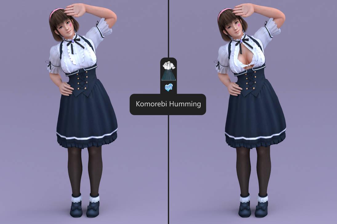 DOAXVV Hitomi - Komorebi Humming [DL] by Shuubaru
