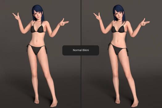 DOAXVV Lobelia - Normal Bikini [DL]