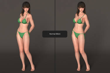 DOAXVV Nanami - Normal Bikini [DL] by Shuubaru