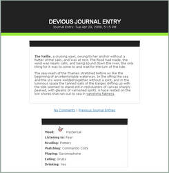 Simply Simple - Journal CSS