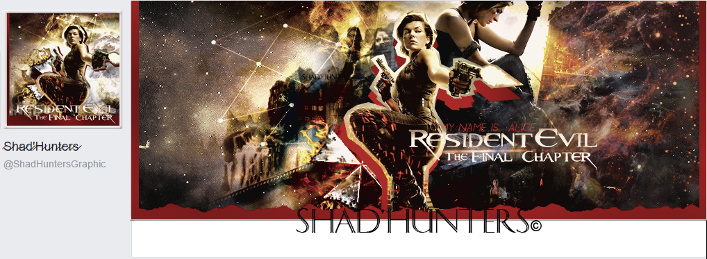 Kit Timeline Resident Evil The Final Chapter By Shadhunters On