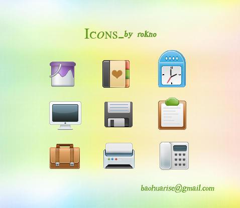 Icons_rokzu by rokNO