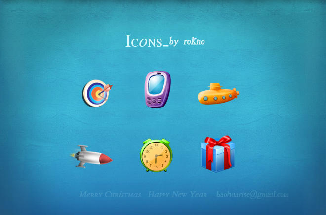 icons_rokhua by rokNO