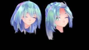 MMD TDA Hair DL #3