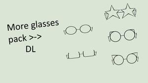 Glasses DL