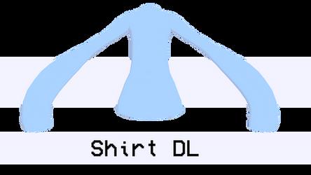 MMD Shirt DL 1#