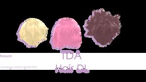MMD TDA Hair Request DL 3#