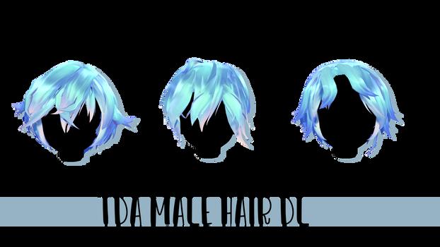 TDA Male Hair 8# DL