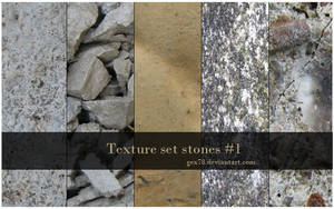 stone textures by Gex78