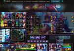 League Of Legends Hud Arcade Ahri