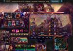 League Of Legends Hud  Rakan Y Xayah
