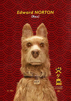 TO PRINT POSTER ISLE OF DOGS REX