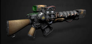 M72 Gauss rifle ''888''