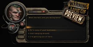 Dialogue Interface