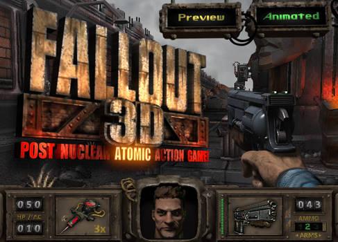 Fallout 3D 1997