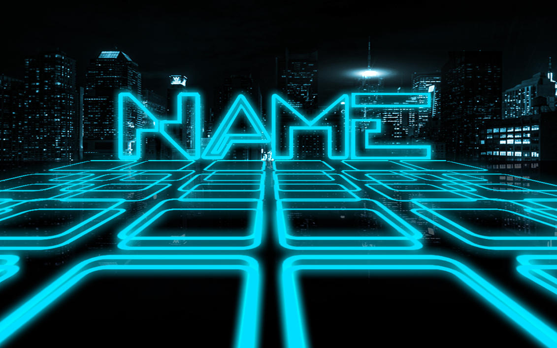 Tron style wallpaper by originaldarknessboy on deviantart for Is wallpaper in style