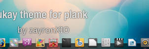 Lukay theme for plank