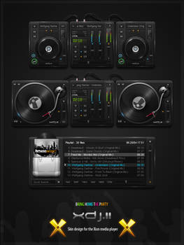 XDJ II - Updated