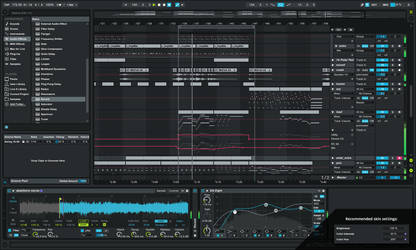 Ableton Live 9 Skin by PureAV