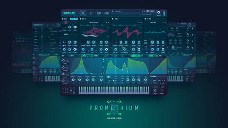 Promethium for Serum