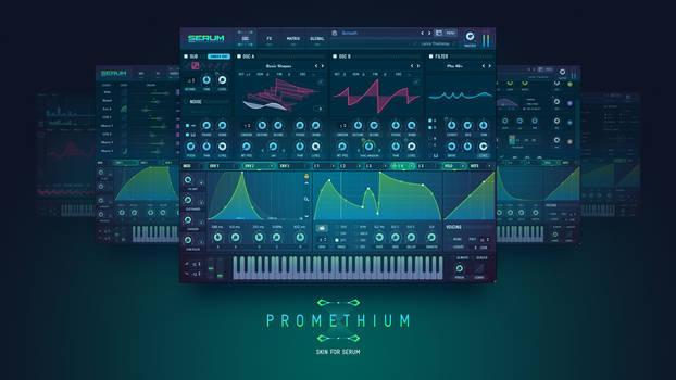 Promethium for Serum