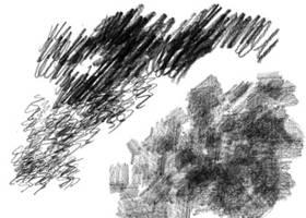 GIMP animated crayon by wflu