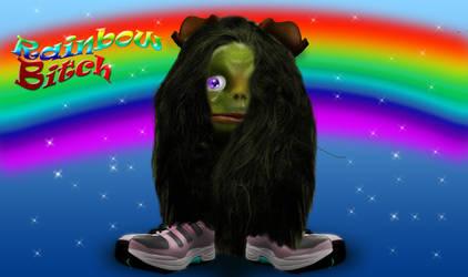 Rainbow Bytch Animated Ver. 2.0.1.2.3
