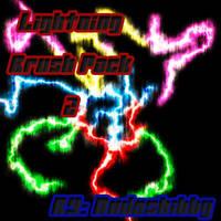 Lightning Brush Pack 2 by Dudeshibby