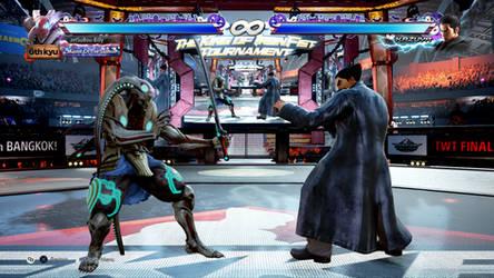 Tekken 7 Natural Arena [stagemod]