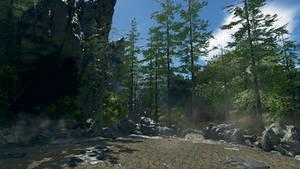 Tekken 7 Brimstone and Forest [stagemod]