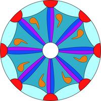 First Mandala by LilFluff